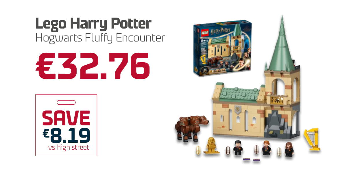 Duty Free AN Q3 - Lego Harry Potter