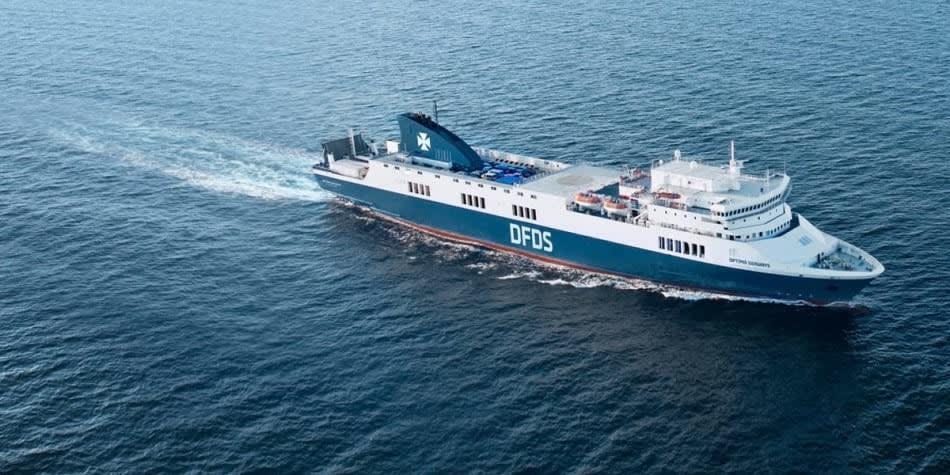 Optima Seaways dfds