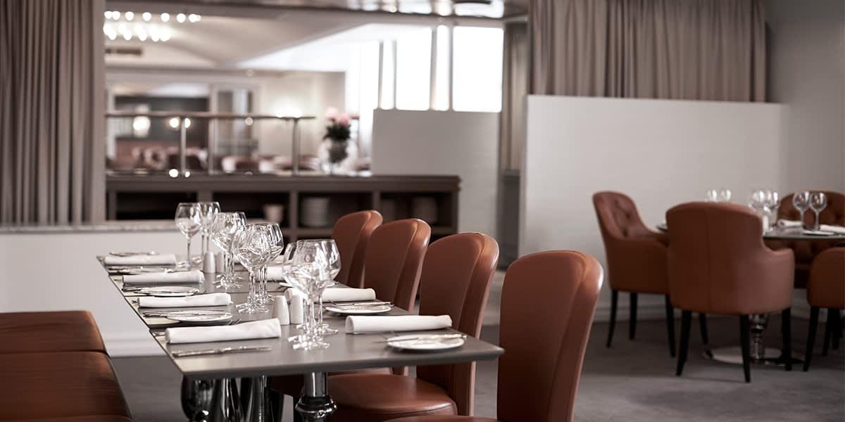Phoenix hotel - restaurant Von Plessen