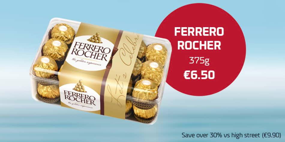 Newcastle Amsterdam Seasonal Offer - Ferrero