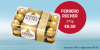 Newcastle Amsterdam Seasonal Offer - Ferrero