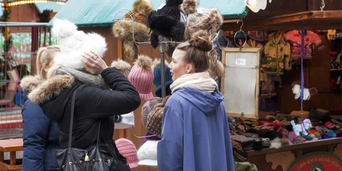 Copenhagen Christmas market - HC Andersen's Christmas Market