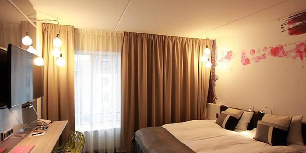 Comfort Hotel, Vesterbro - room