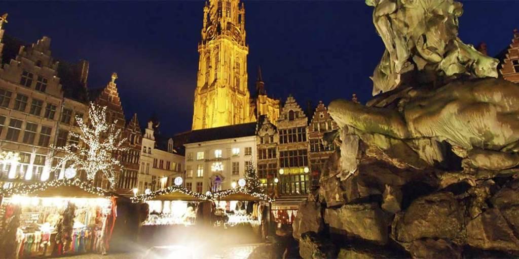 Antwerp-Christmas-market