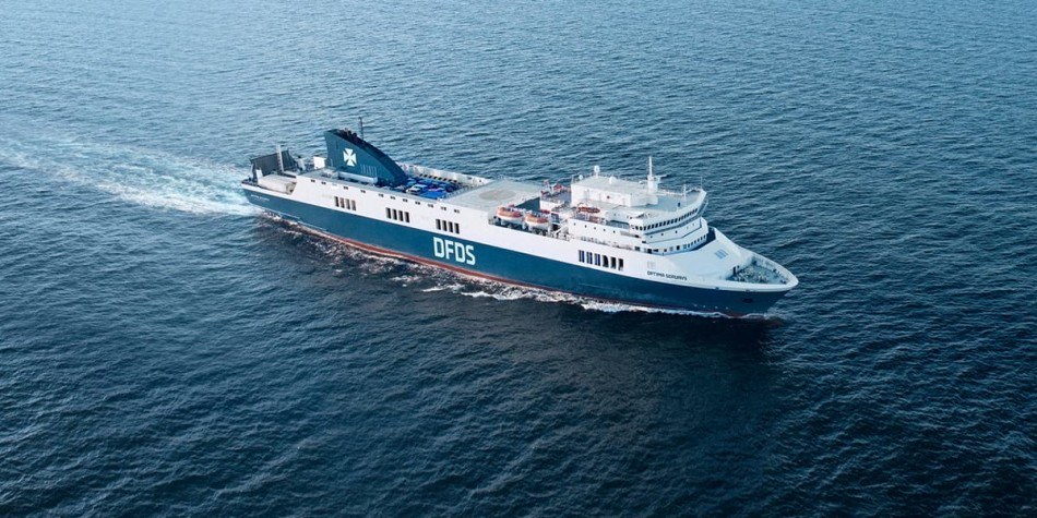 DFDS Optima Seaways