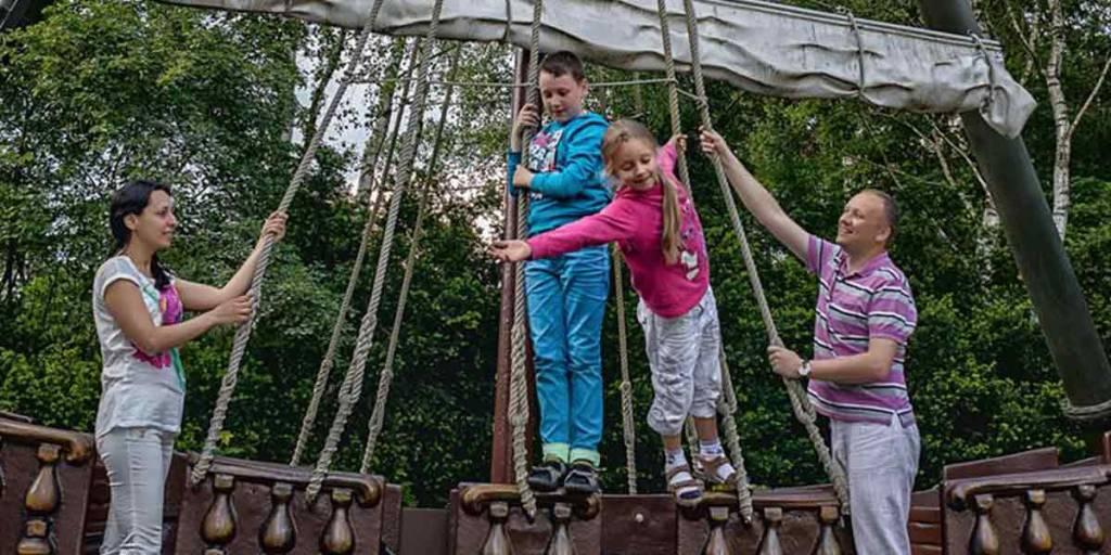 Heide Park - family fun