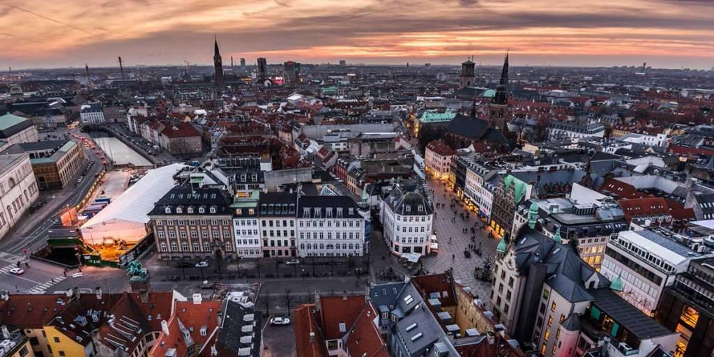 Hustak i København