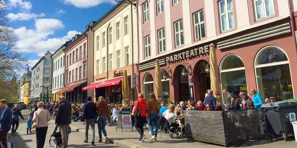 Oslo - Grunerlokka - Photo credit - Didrick Stenersen