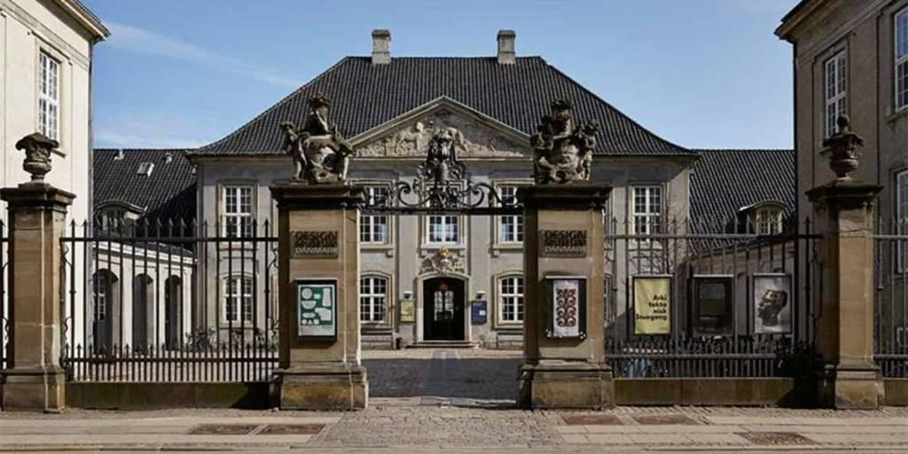 Copenhagen design museum - building