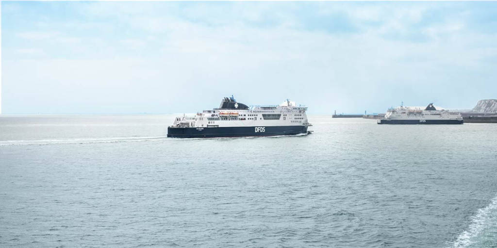 Dover-France ships