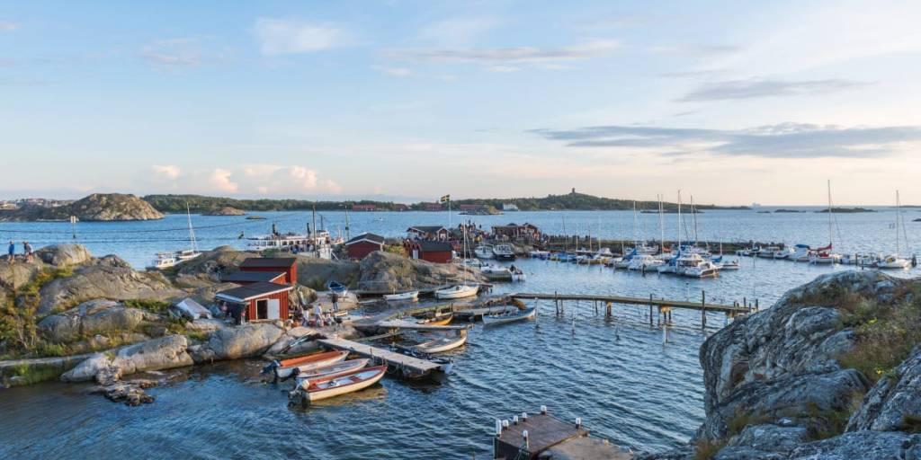 Brännö island, Sweden
