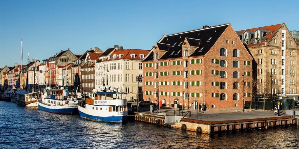 71 Nyhavn hotel fasade