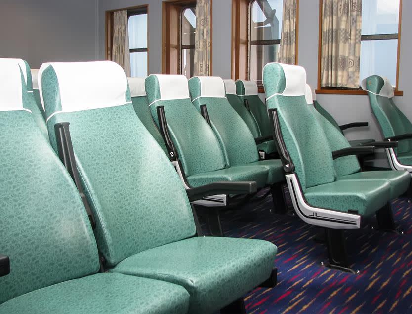 Lounge Area Klaipeda to Karlshamn