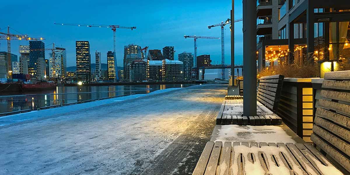 Oslo-Winter---Sørenga
