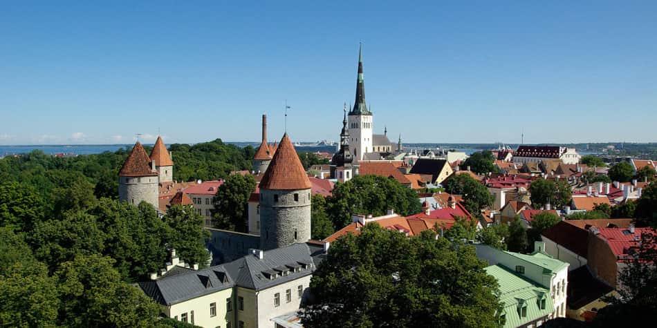 Tallinn city view-H2