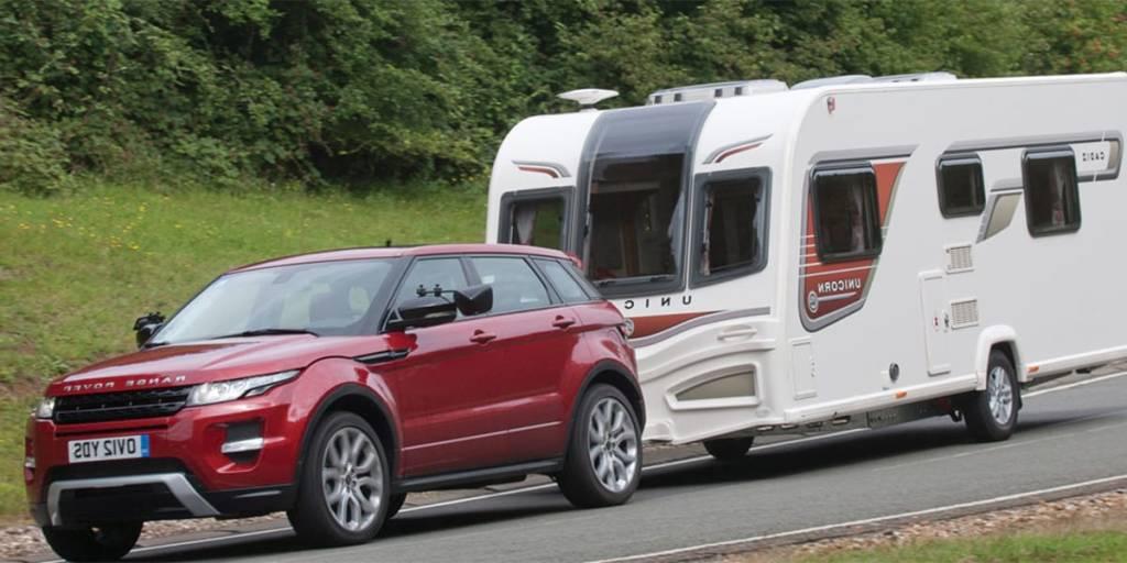 Travel with your caravan