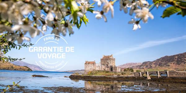 Scotland + FR stamp