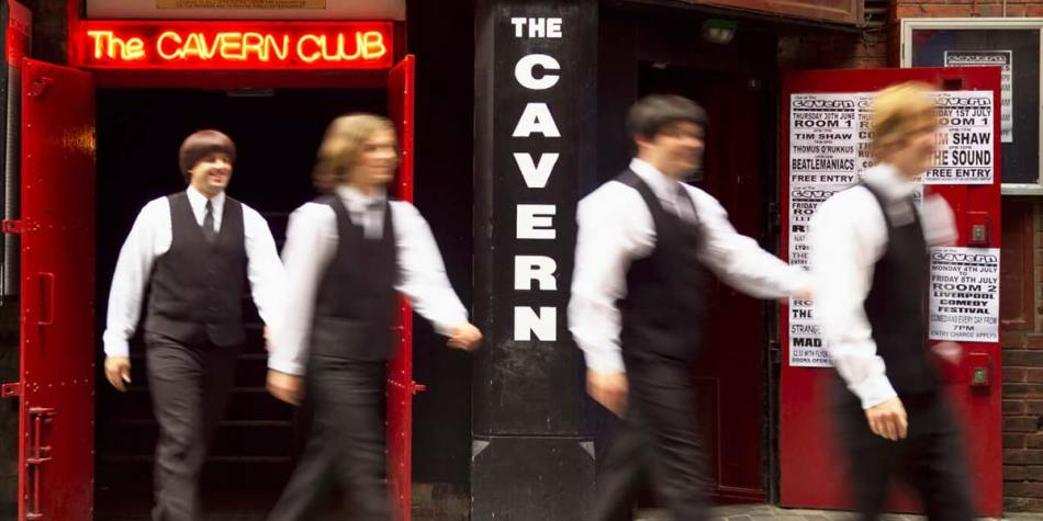 The Beatles - Cavern Club