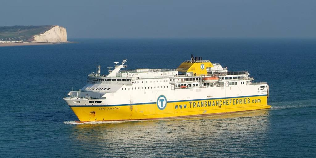 Newhaven- Dieppe Transmache ferry