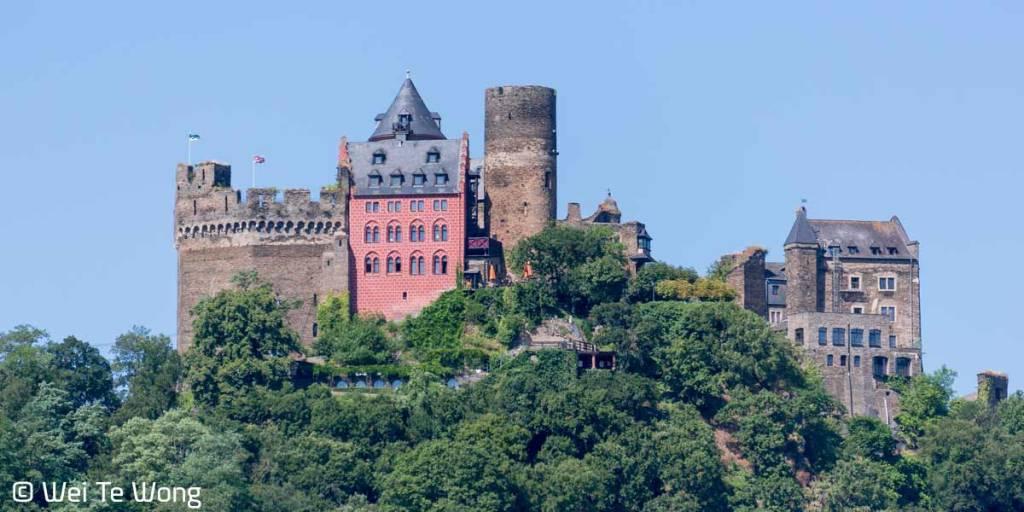 Schonburg castle, Germany
