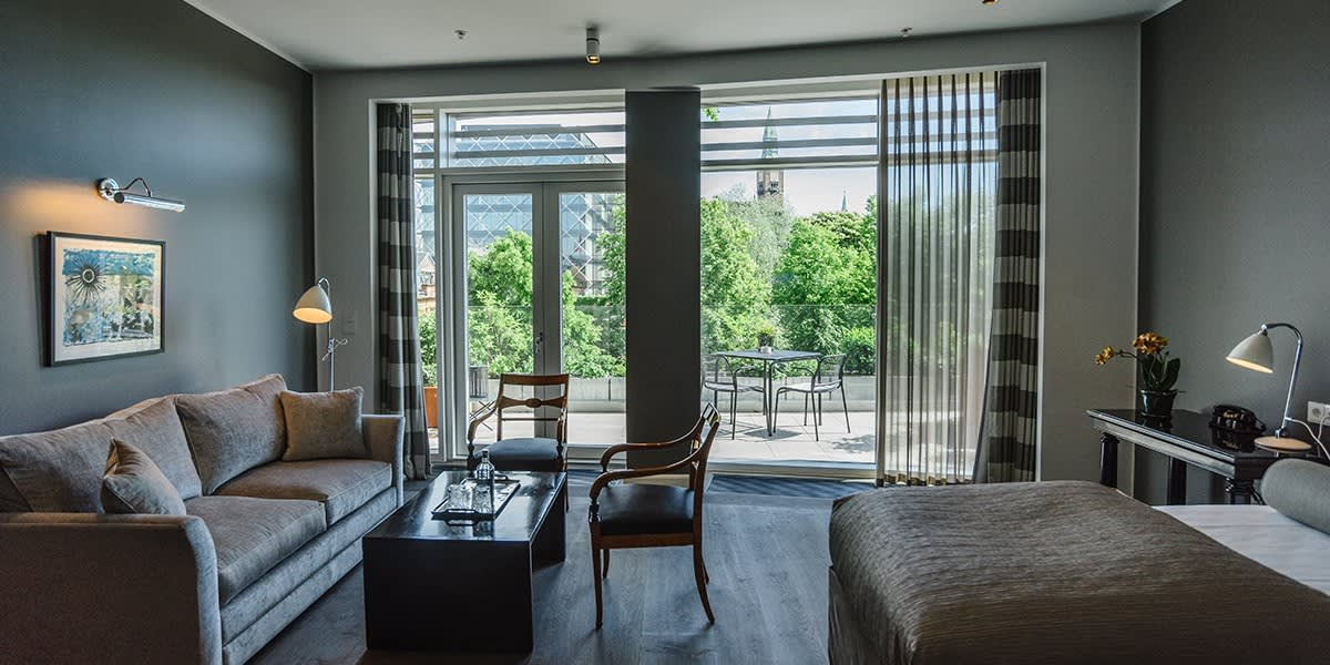 Nimb hotel - suite