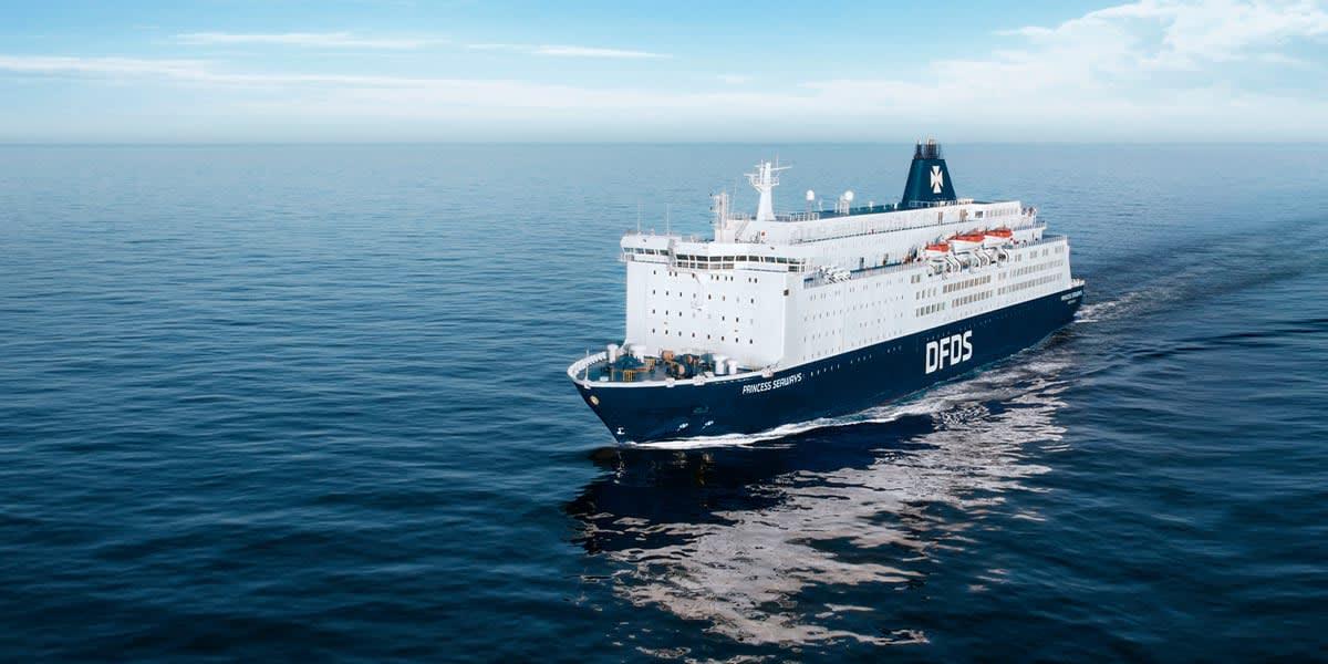 Princess Seaways ferry HERO