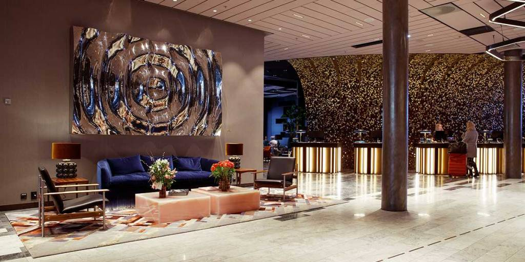 The Hub - Oslo - lobby