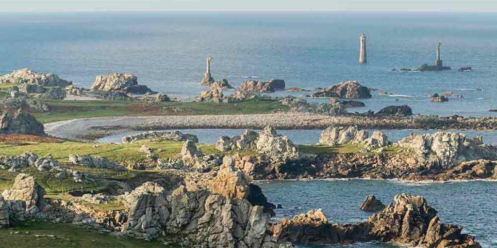 Islands in Great Brittany
