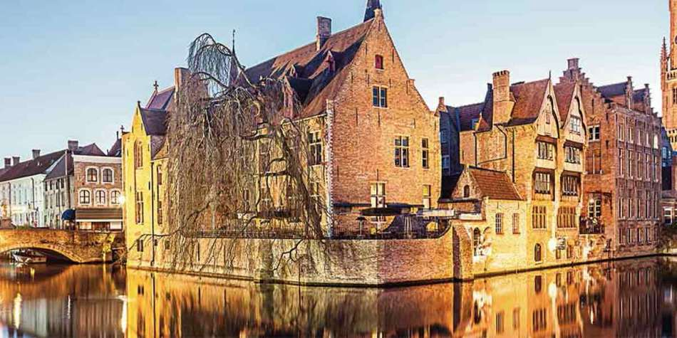 City break to Bruges, Belgium
