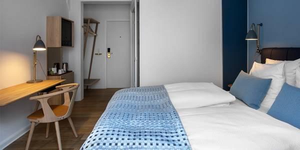 Copenhagen Strand hotel - Superior dobbelt rom