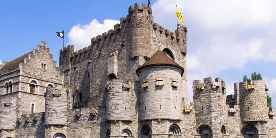 Ghent - Gravensteen castle