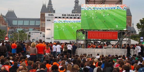 Amsterdam sport - football