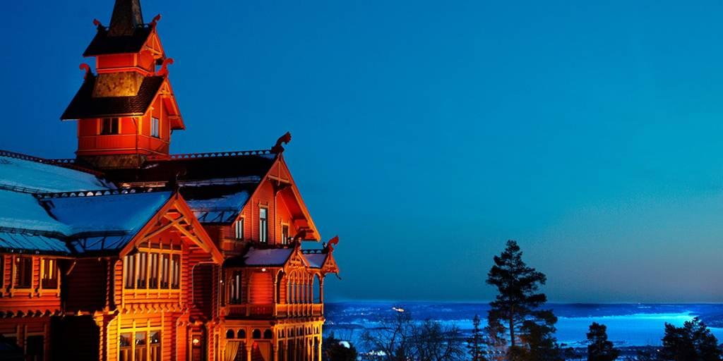 Scandic Holmenkollen, Oslo
