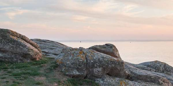 Great Brittany coast