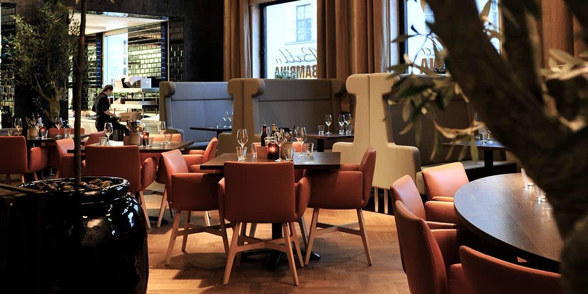 Grand Central Oslo - restaurant