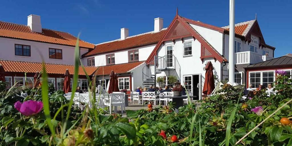Skagen - Ruths hotel