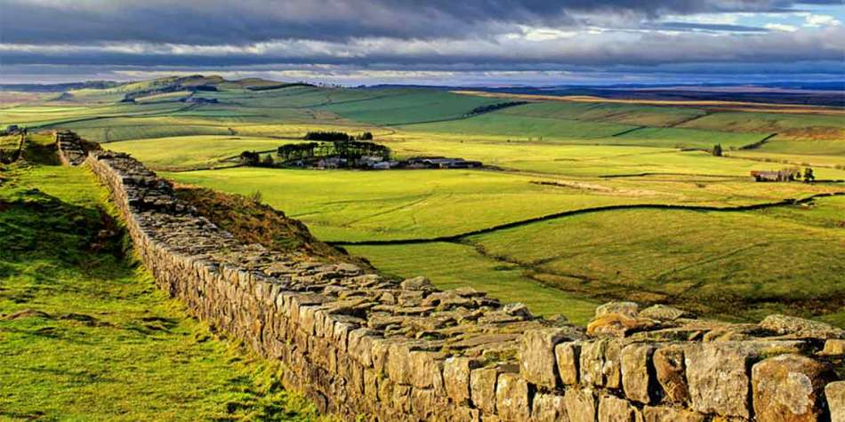 Hadrian's Wall Scotland