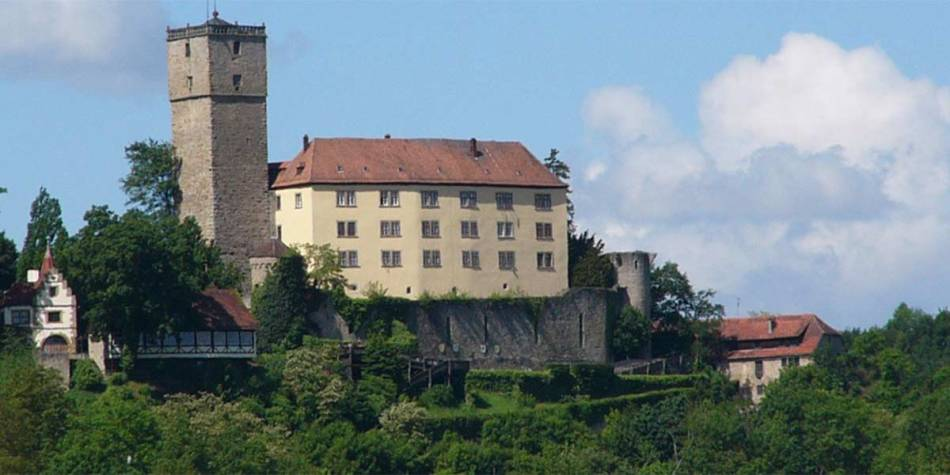 Guttenberg Castle in Germany