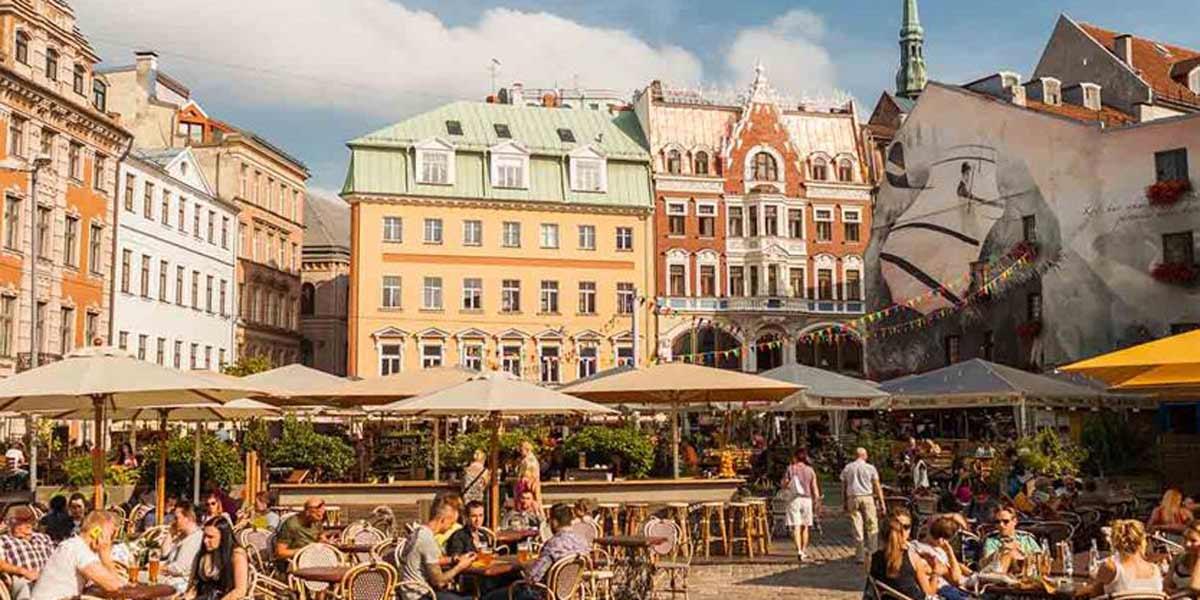 Cafes in Riga