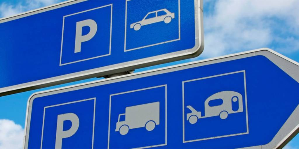 Driving in Germany - parking info