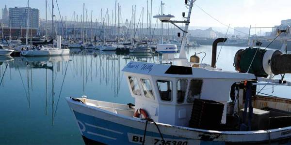 Boulogne - marina