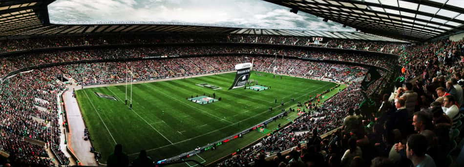 Six Nations, Twickenham Stadium