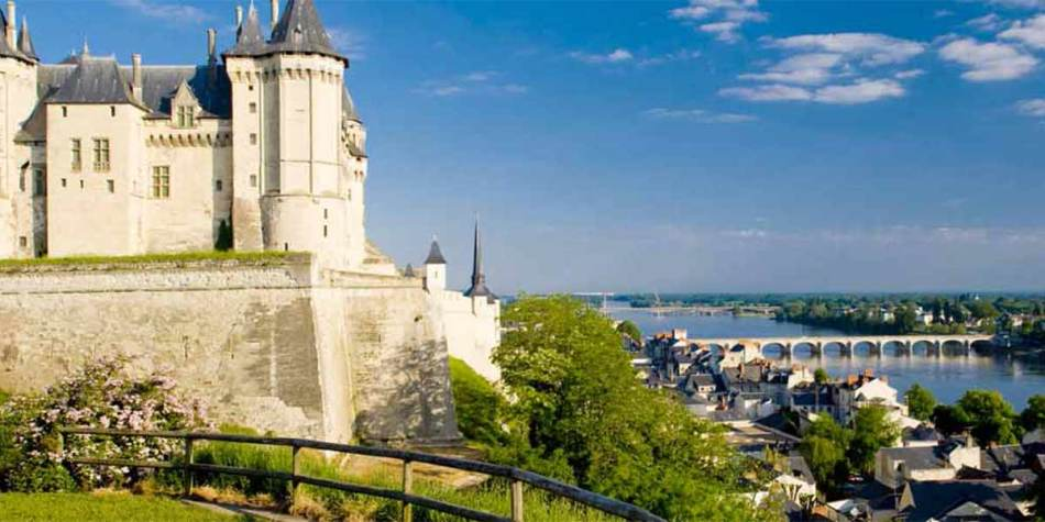 Loire, one of our tour routes