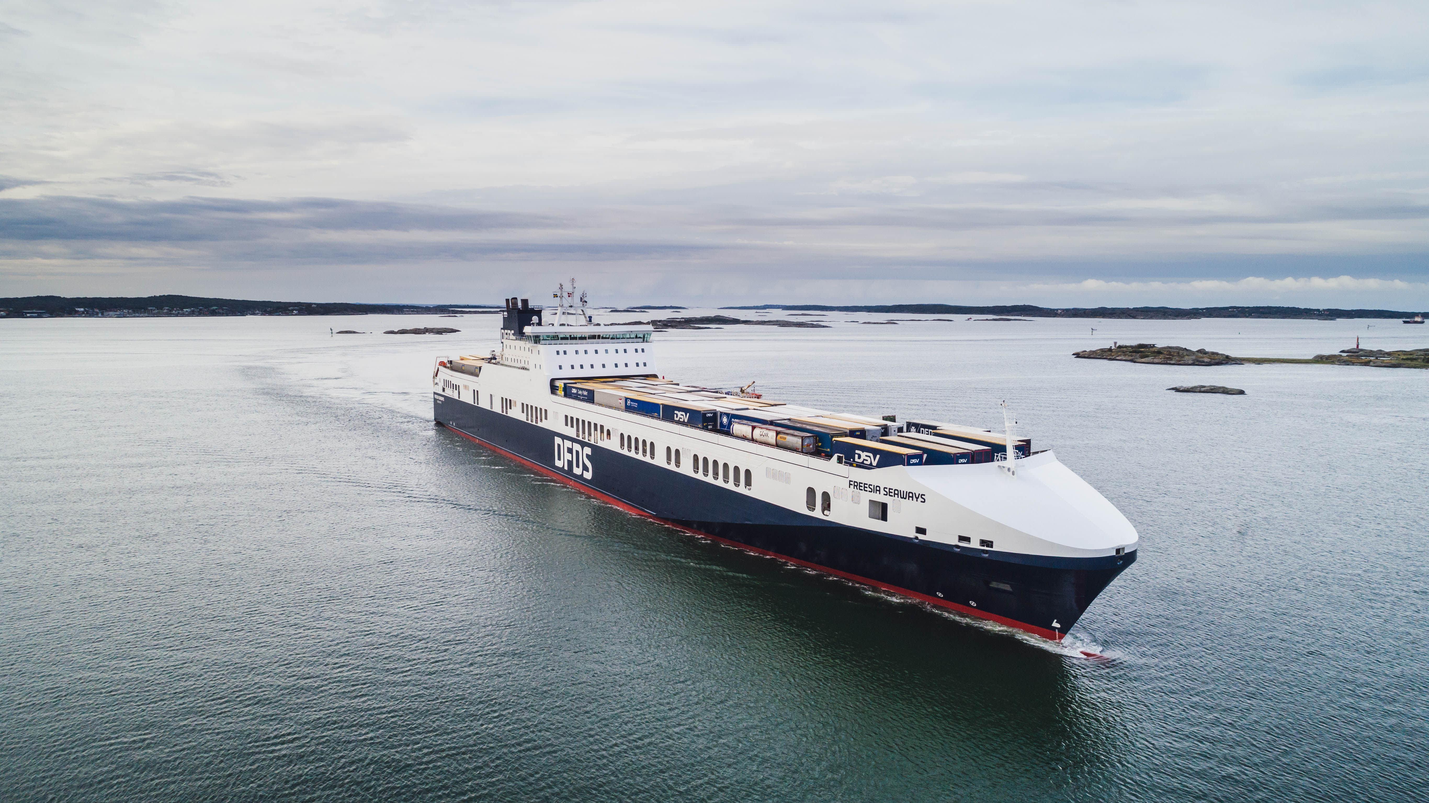 DFDS Freesia Seaways-15