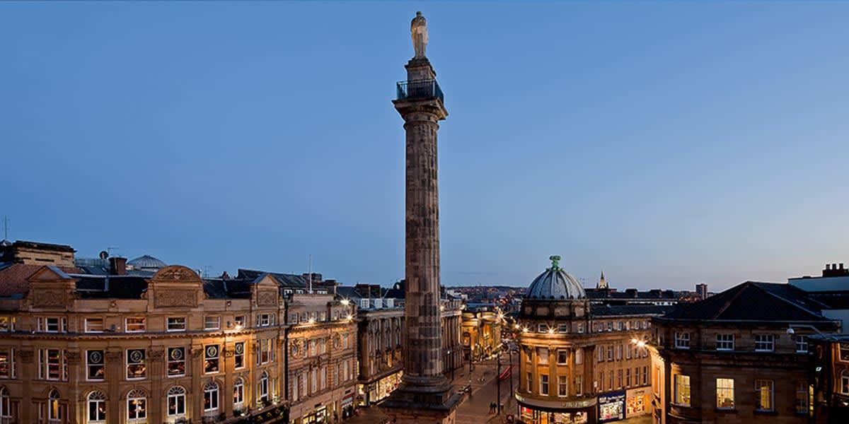 Newcastle Grey's Monument