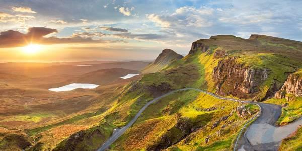 Scottish Highlands 1200x600