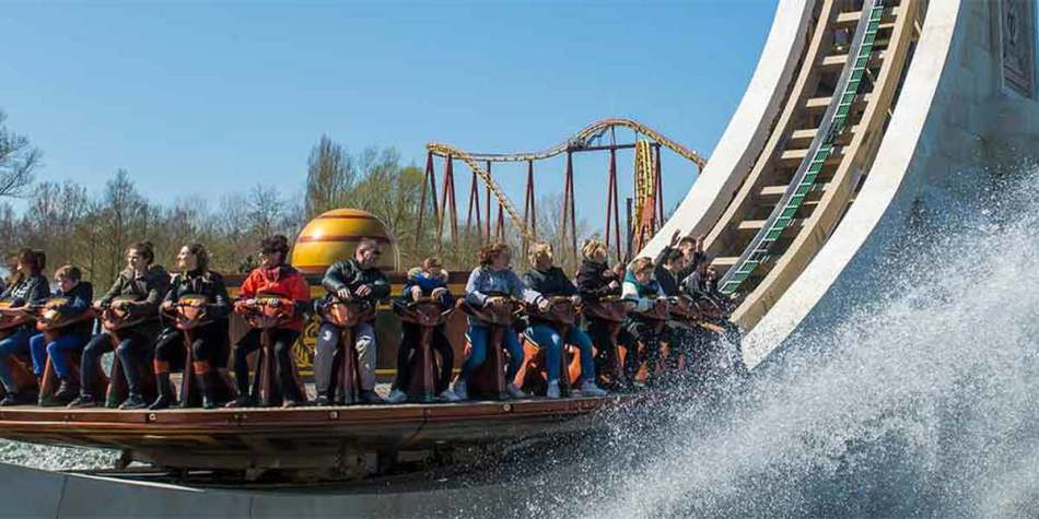 Enjoy some family time at Parc Asterix