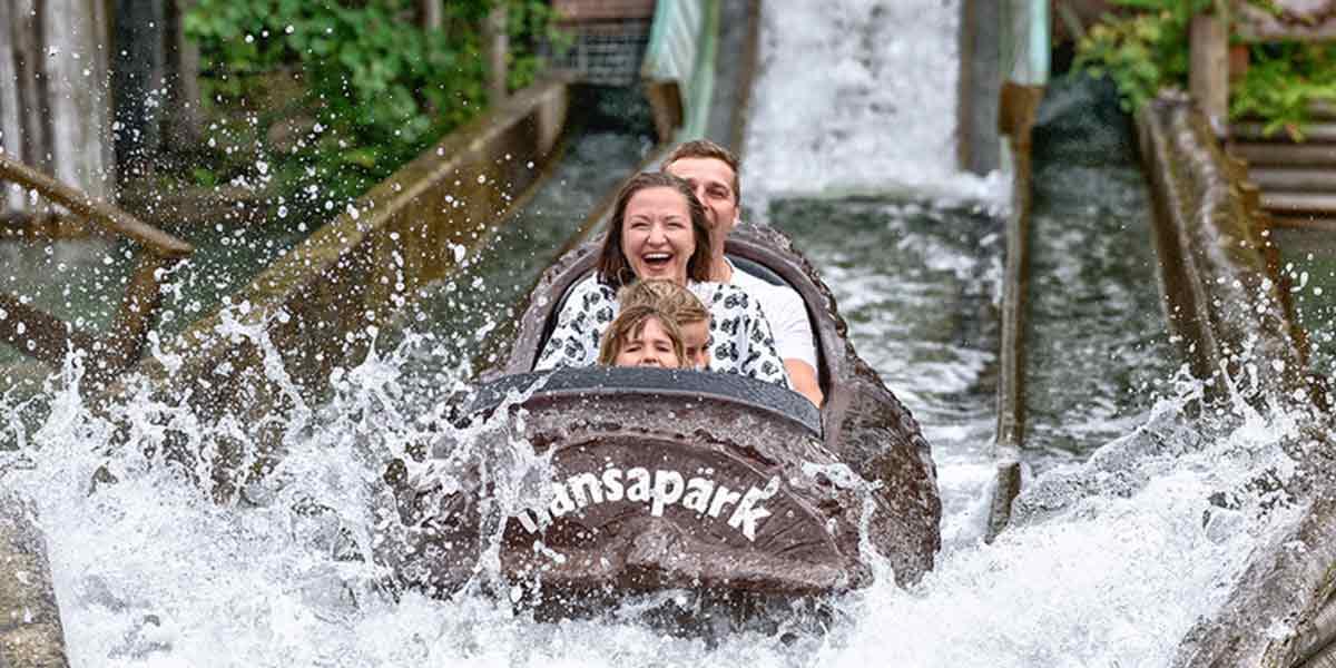6 day Germany tour - Hansa Park