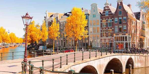 Amsterdam Autumn
