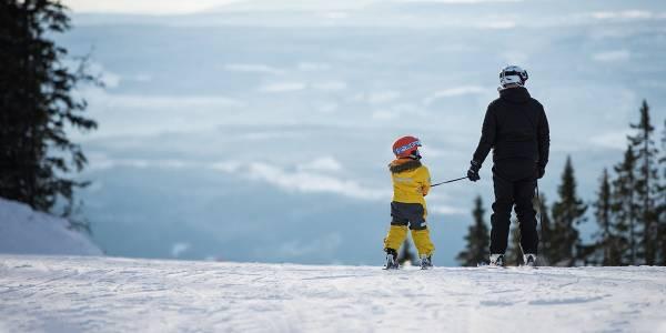 Ski-holiday in Norway - familyfun